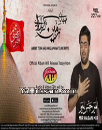 Nohay 2017/18 By MIR HASAN MIR :: www YaHussain com